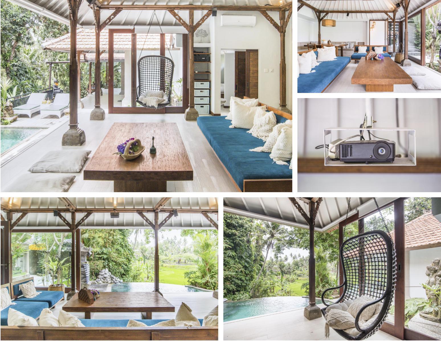 Relax and unwind in an Ubud Bali villa