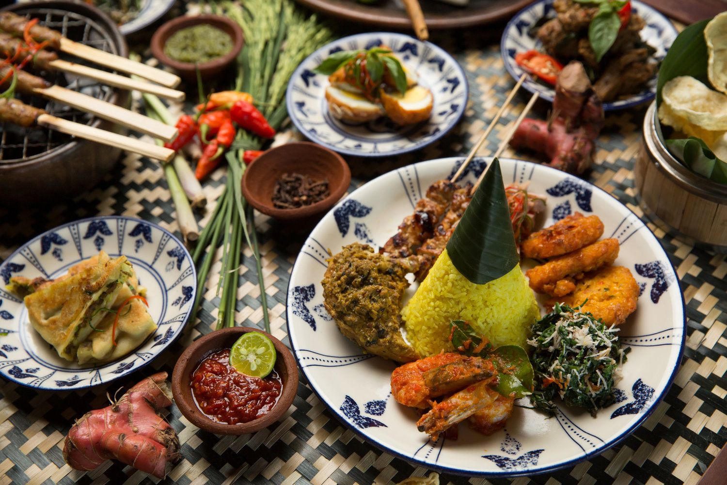Nom, nom. Learn traditional Balinese cooking.