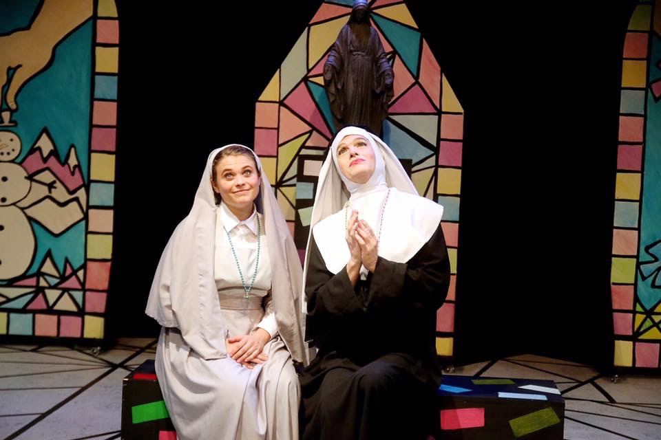 THE DIVINE SISTER -