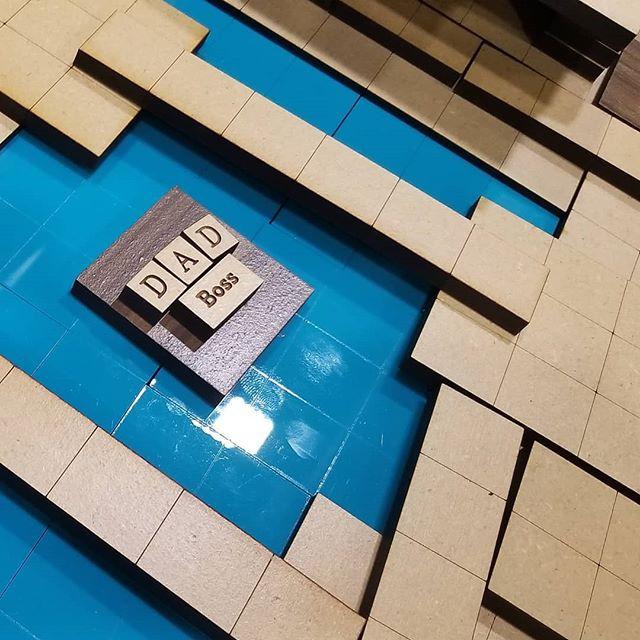 When the con builds with the tiles you get Dad Boss Island. . . .  @sacanimeofficial #sacanime2019 #TTRPG #boss #dnd5edition #terraintiles #sacanimesummer2019