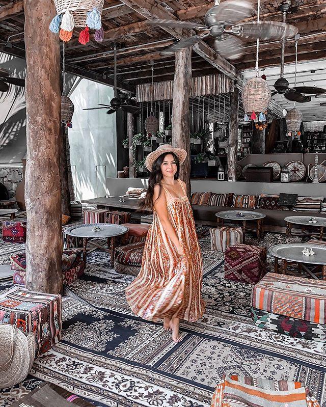 Tulum is my oasis.  #nomadetulum #tulumtulum #tulummexico #caribbeaninspo #tulum #quintanaroo #ootdbabe #outfitoftheday #lackofcolor #zarawoman #zaradress #summerstyle