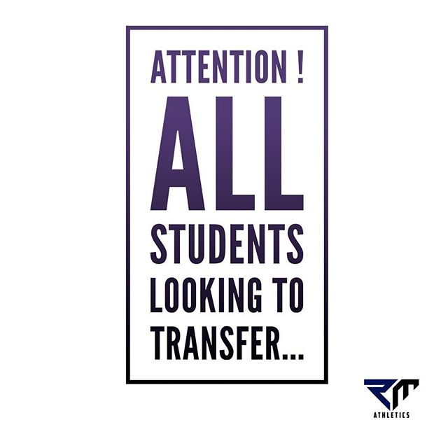 Sometimes we don't crush it the first time. Don't stress, we can help ease the stress and difficulty of transferring to where you belong. We offer a transfer only package that can assist athletes in all aspects of the process.   Our staff has been through the process of transferring from all levels in the NCAA and also NAIA. We understand how difficult it could be!   For those who may be in this position or who are about to go through the process...take a look at our website for more info, email us or feel free to reach out to us through any of our social media pages!   #baseball #softball #softballmom #baseballmom #recruiting #collegeathlete #collegesports #usasoftball #fastpitch #baseball⚾ #baseballplayer #softballplayer #softballlife #college #universities #education #scholarships #money #fun #workout #workhardplayhard #recruit #recruitme
