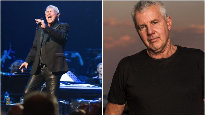 John Farnham & Daryl Braithwaite To Headline New Australian Festival 'Anthems'