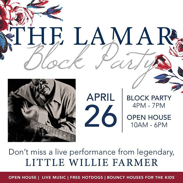 Join us at The Lamar! #oxfordms #thelamarofoxford @thelamaroxfordms