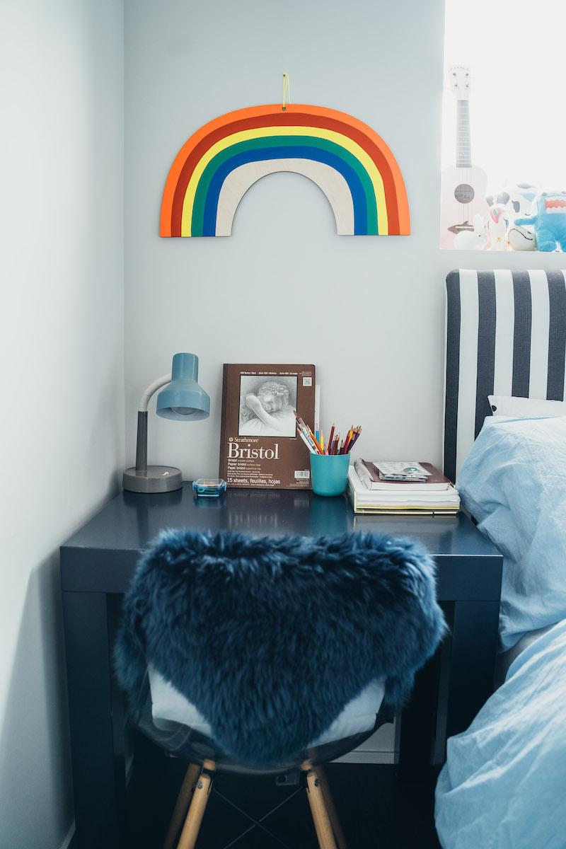 Rug from  Ikea   Photography by Nikko Salgado