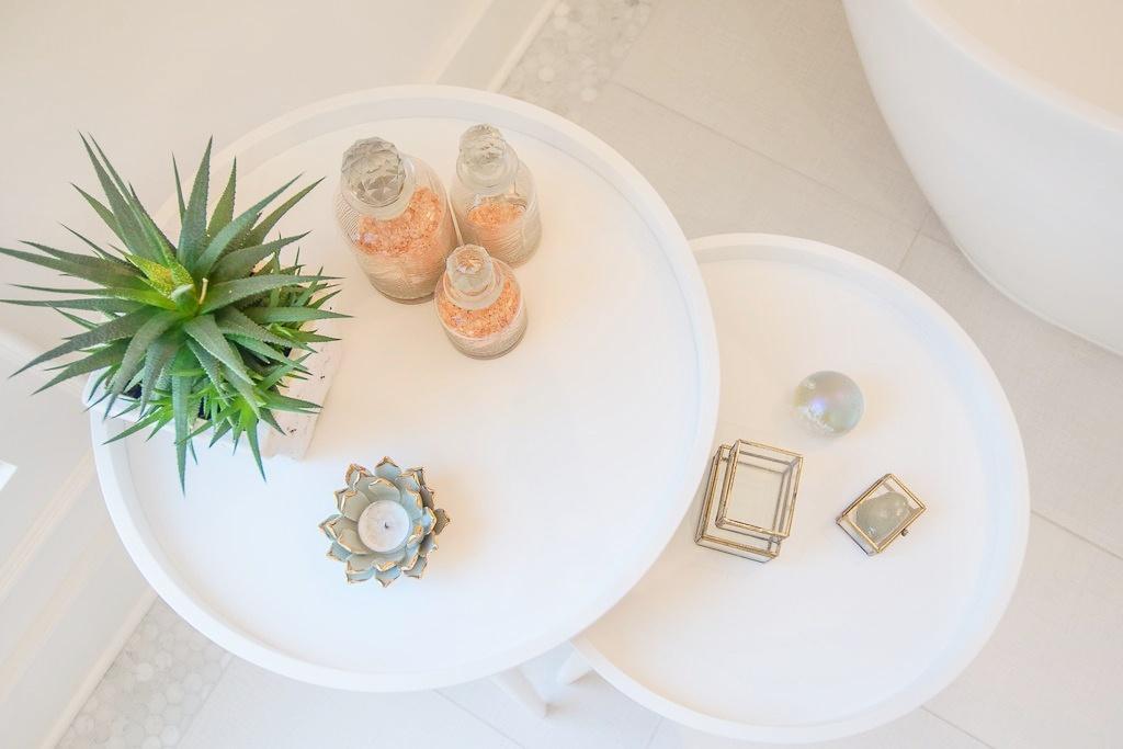Bathroom decor. Interior Designs By Adrienne, Cranbrook BC