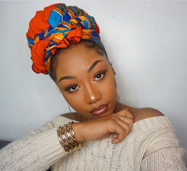 Headwraps - Don't forget about headwraps! There's no shortage of ways to tie them, and the when it comes to colors and patterns, the possibilities are endless.Instagram @styleofcatalina