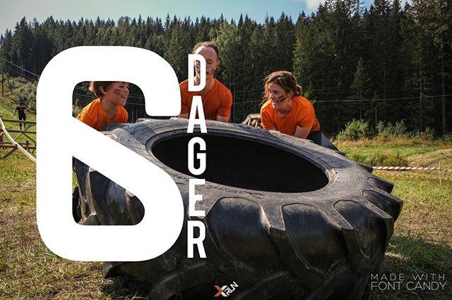 X-Run Stavanger 2019! 6 dager igjen! Meld deg på 😊