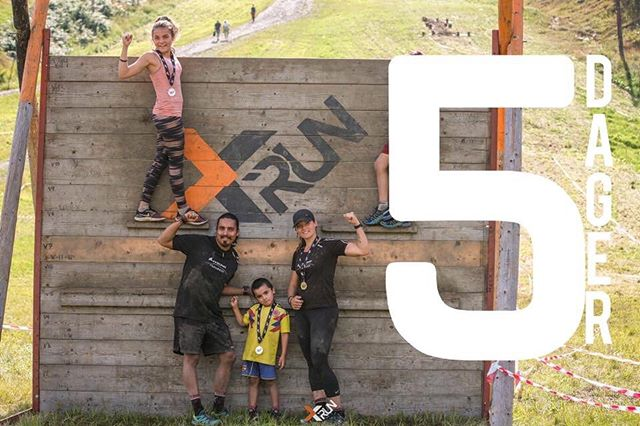 Bare 5 dager igjen til X-Run Stavanger! Vi har plass til flere så det er bare å melde seg på! #xrunocr #xrunstavanger #xrun