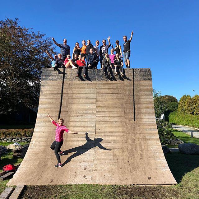 Takk til alle frivillige som stilte opp på X-Run Stavanger! Her representert med nedrigghjelpen fra @kfumjenter2003 😊 #xrunstavanger #xrunocr