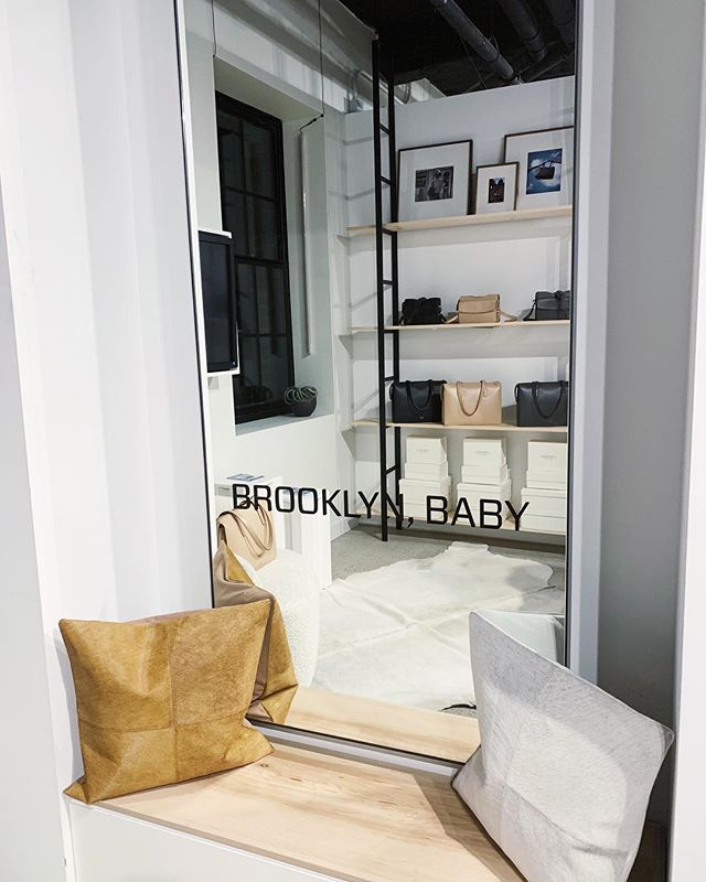 @creaghbk officially opens shop on the brand new style & design floor at @showfields_nyc  tomorrow✨ Come check out this gorgeous space in person and snag a mirror selfie while you're there. Open daily.