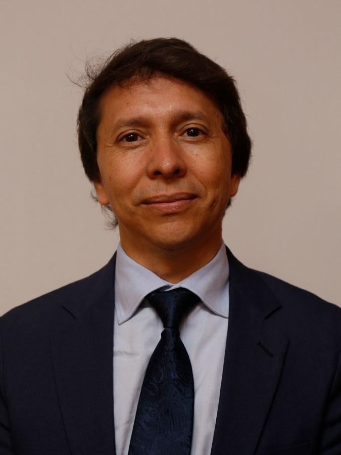 EUDER FABER GUEDES FERREIRA   Pastor, presidente da VINACC (Visão Nacional para a Consciência Cristã).