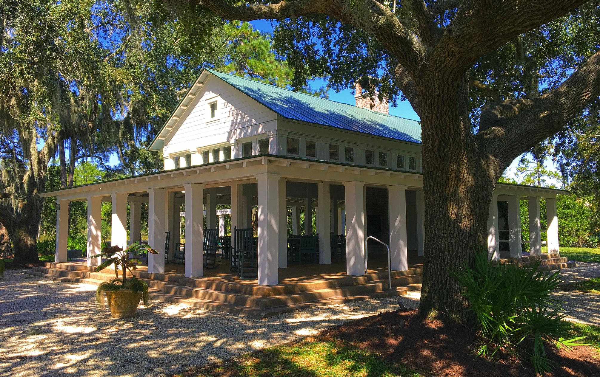 River Retreat Pavilion