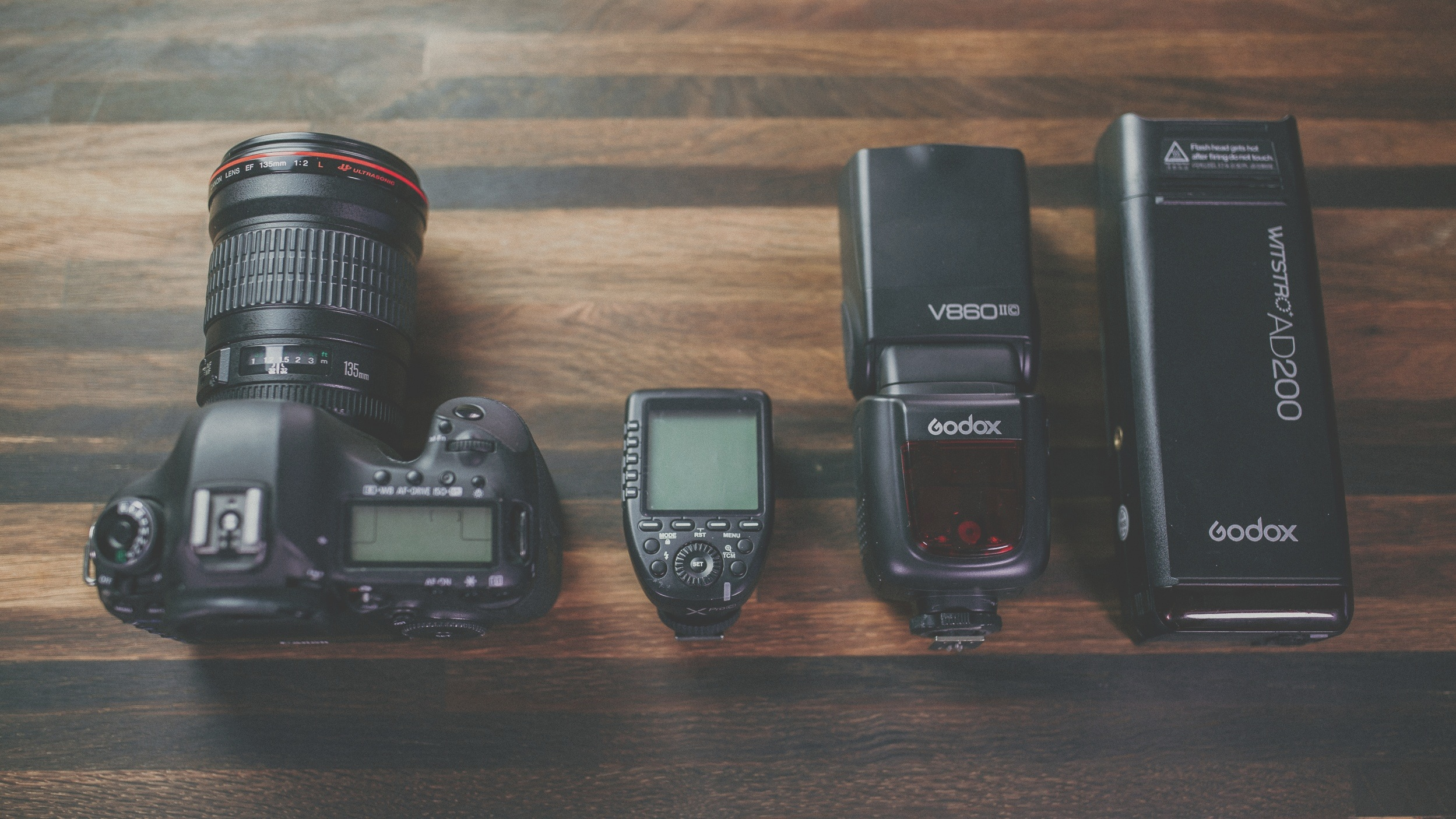Off-Camera Flash 101 - Setting Up Your Gear