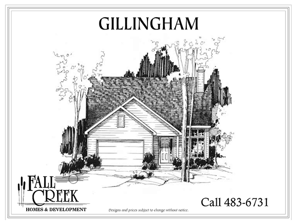 Gillingham - 1,679 sq. ft. | 3 bed | 3 bath