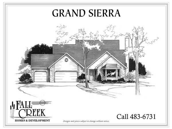 Grand Sierra - 1,760 sq. ft. | 4 bed | 2.5 bath