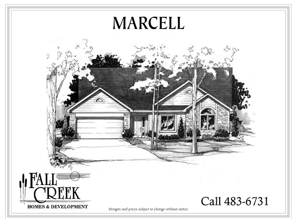 Marcell - 2,013 sq. ft. | 3 bed | 2.5 bath