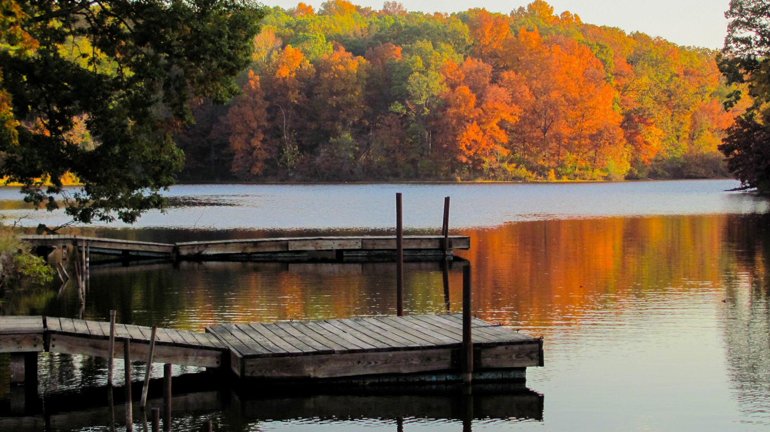 Lake Murphysboro State Park, Murphysboro, Illinois