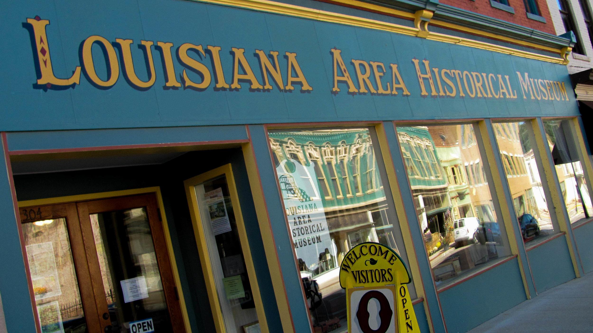 Louisiana Area Historical Museum Louisiana, Missouri