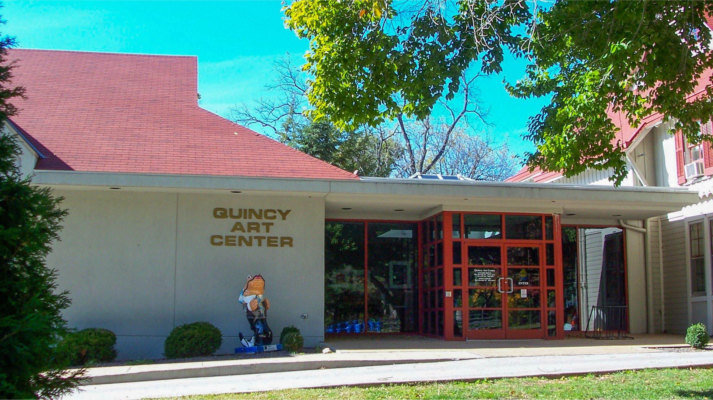 Quincy Arts Center Quincy, Illinois