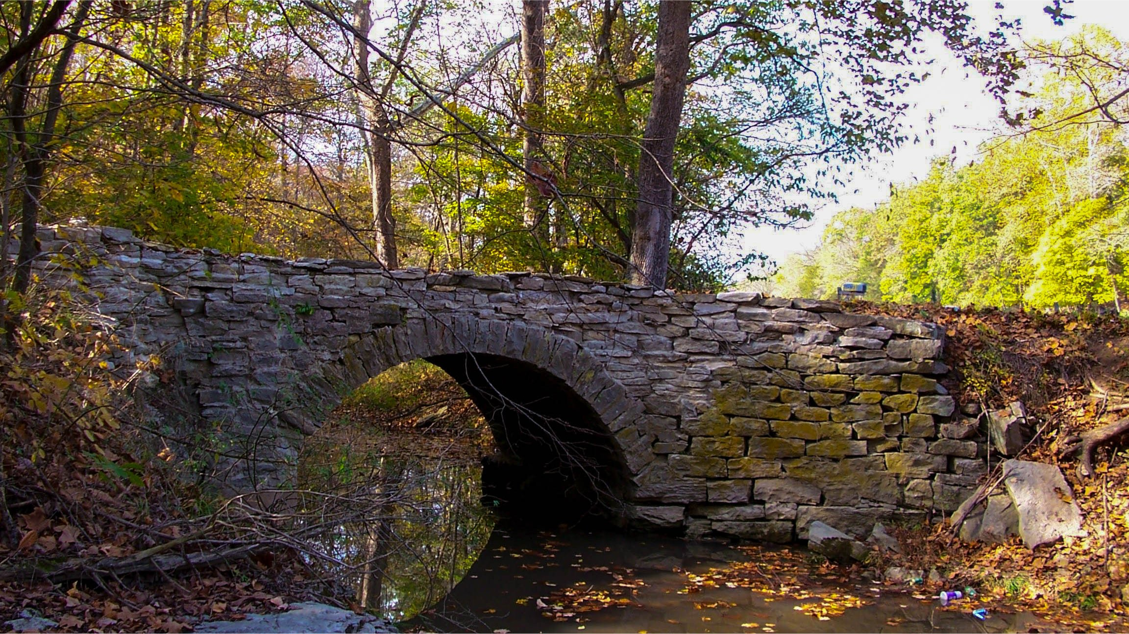 Stone Bridges Monroe County, Illinois