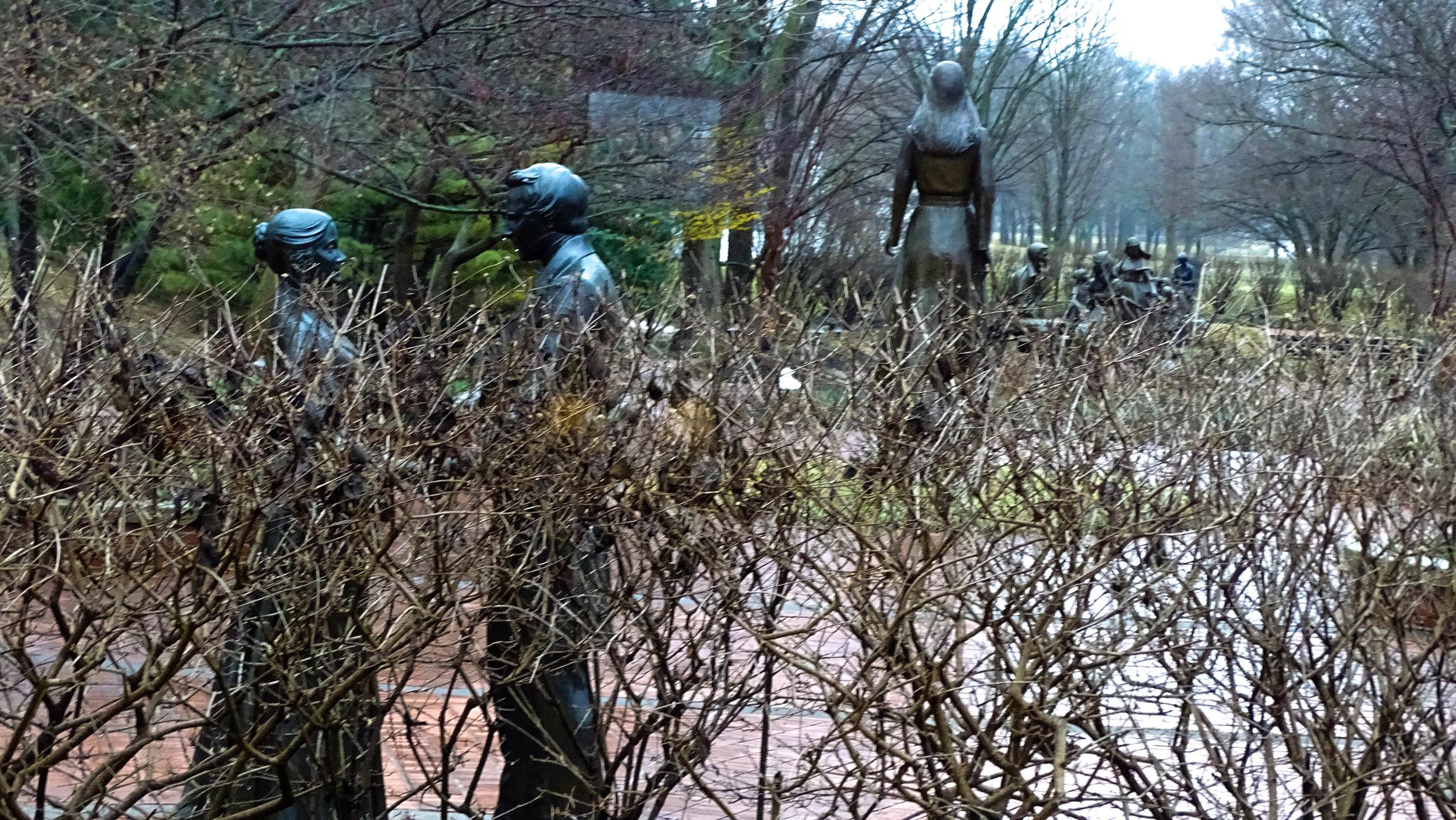 Monument to Women Memorial Garden Nauvoo, Illinois