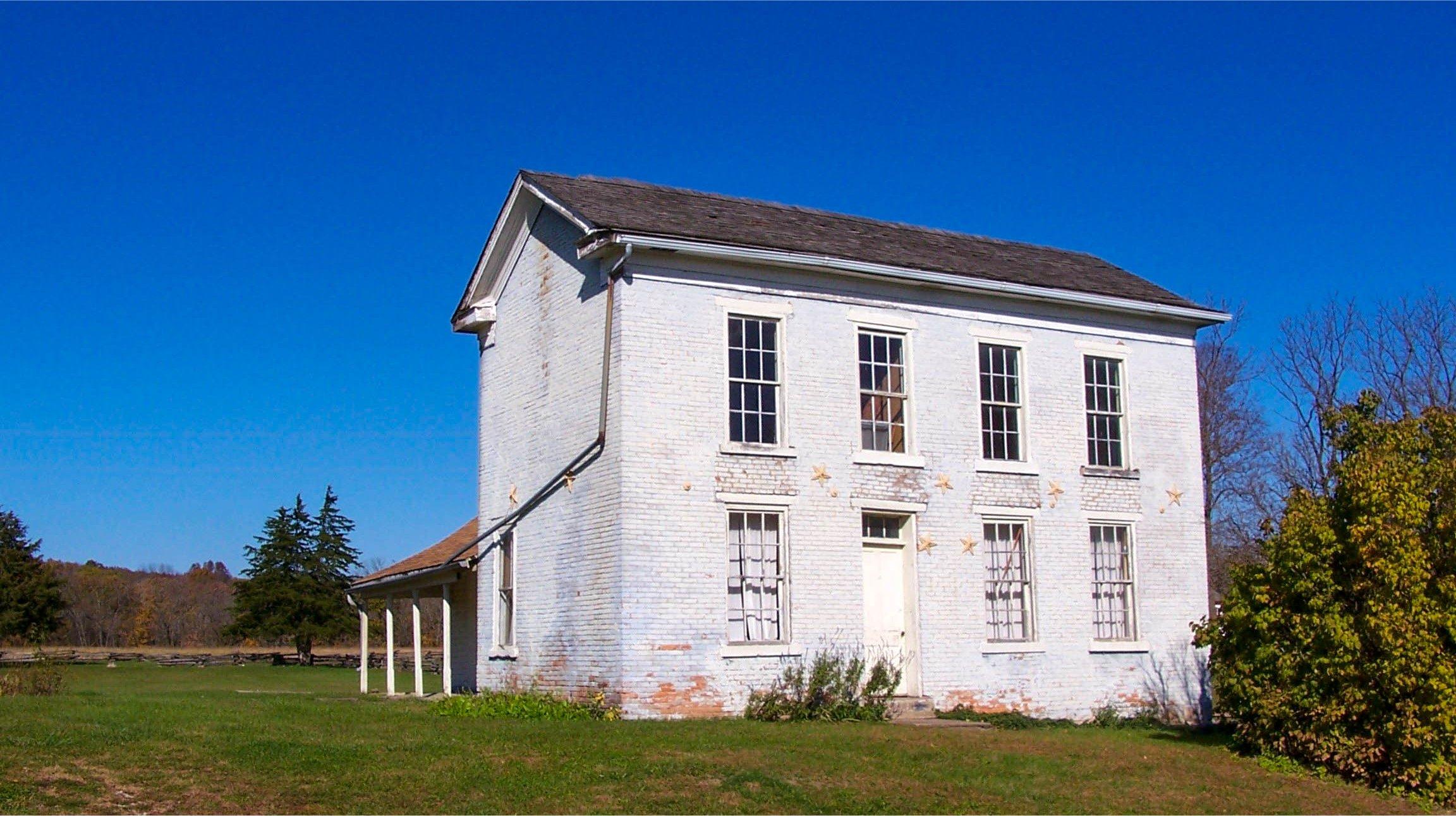 Battle of Athens State Historic Site Revere, Missouri