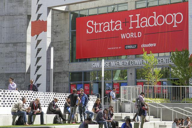 Strata + Hadoop World Discount & Giveaway