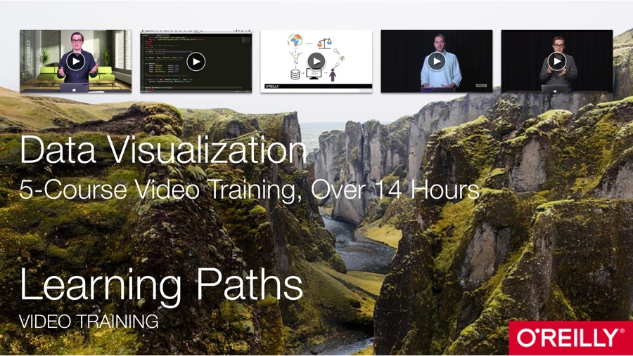 Giveaway: Data Visualization Training Video Package