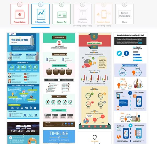 Visme 3.0 Design Platform Launches Improved User Interface