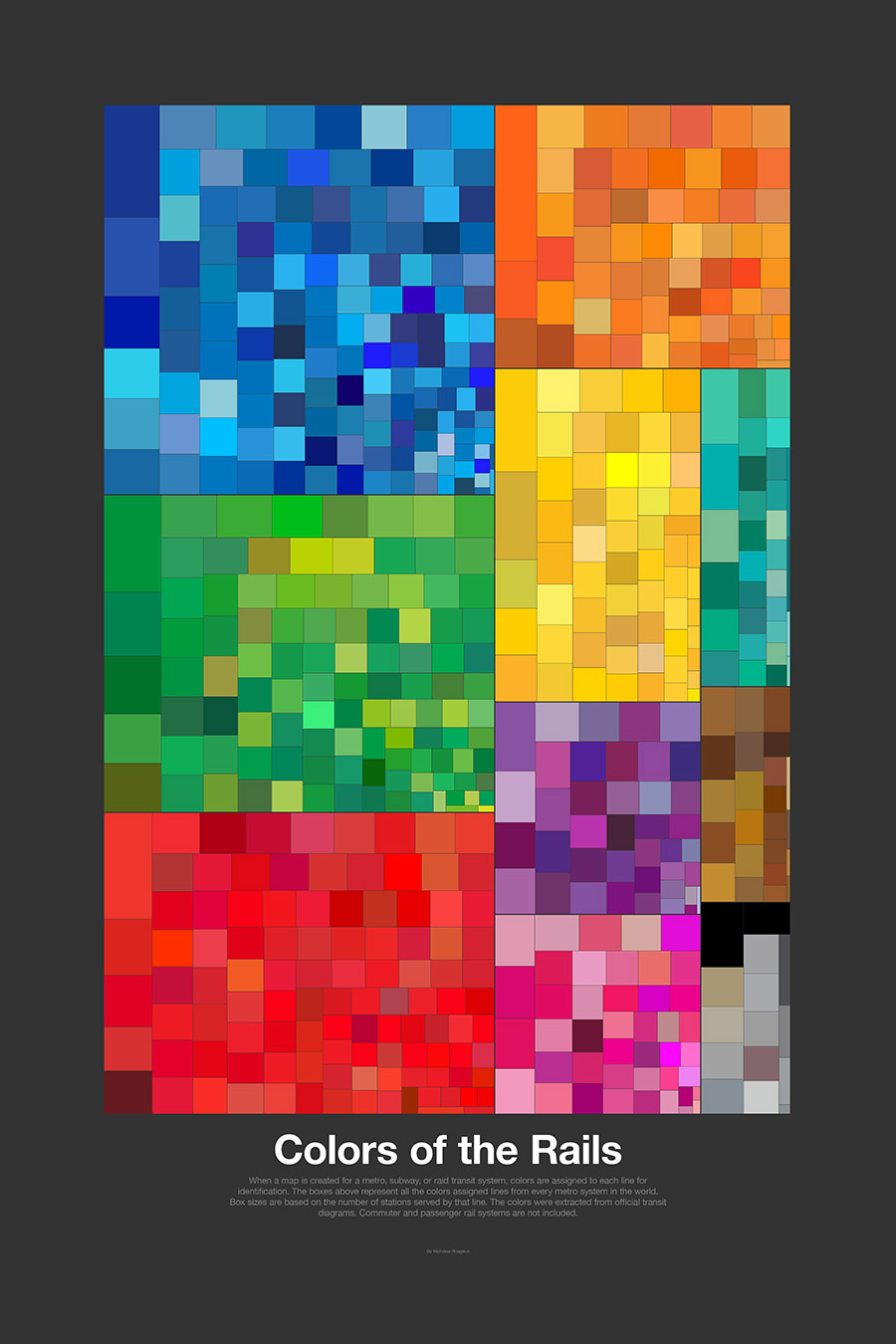 Colors of the Rails (Dark)