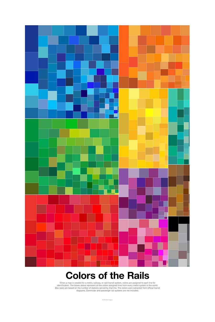 Colors of the Rails (Light)