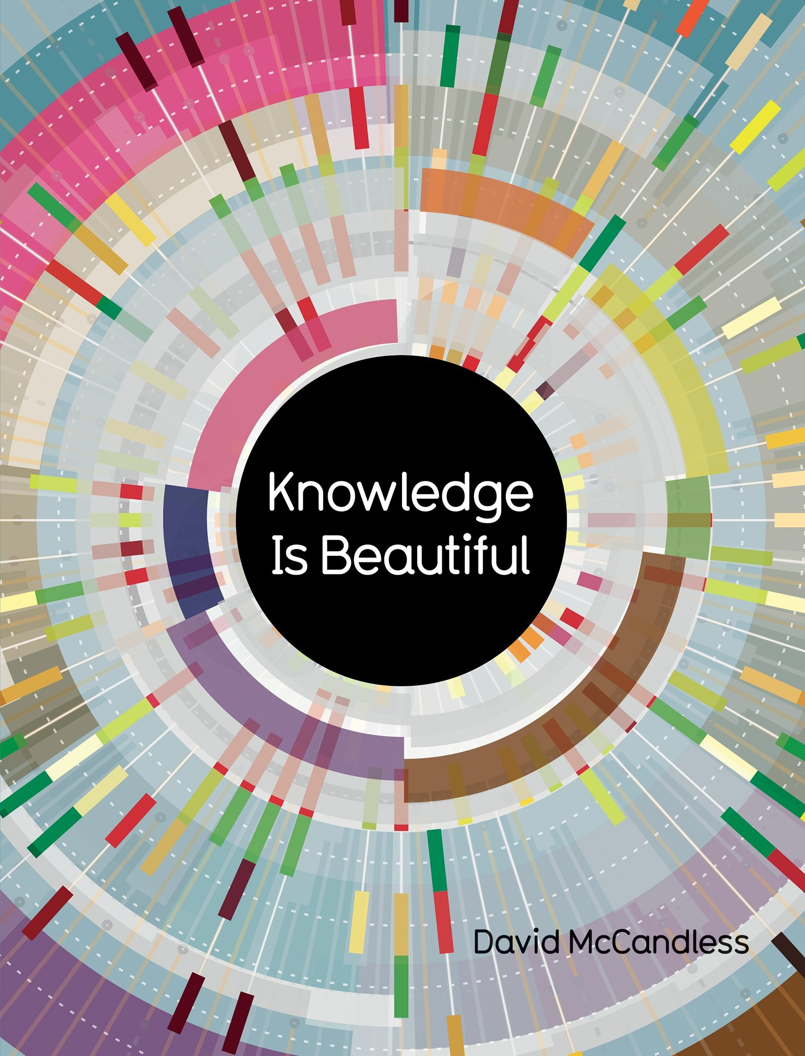Knowledge Is Beautiful book by David McCandless