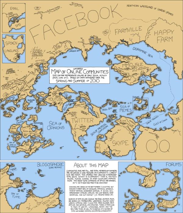 Map of Online Communities 2