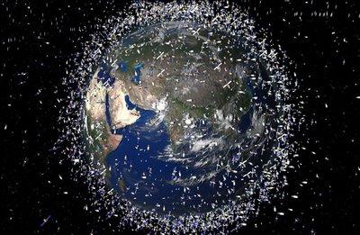 Space Debris image