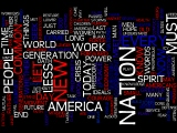A New President - Wordle