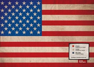 U.S. Flag Infographic