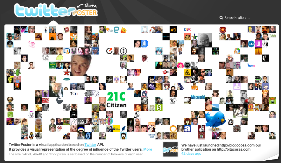 17 Ways to Visualize Twitter