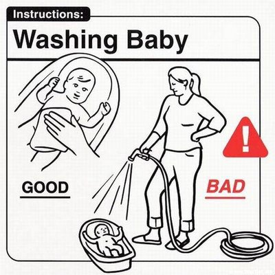 Do's and Don'ts with Babies
