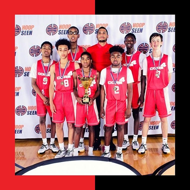 We're proud to announce that our  Core4 2023 team won their first Championship 💪 • This past weekend, our Core4 AAU teams participated in the GA Cup Finals at Suwanee Sports Academy. • In an undefeated run 6-0 with a 23point winning margin Core4 2023 showed their potential for the future. Led by Christian Anderson's 26/ppg Ethan Sams dynamic ability, super talent Karris Bilal (27 pts in Championship game) and our big presence in the middle ,Amir Boyce, Core4 managed to grow as a team. • Our young group did great as well and advanced to the semifinals with a 3-2 record!! Led by Lucai Anderson's 17 ppg (4th grader in 6th grade competition) and the Twin towers,who can put up a double-double fast, Core4 2025 players show that they have potential to blossom into serious basketball players. 😎