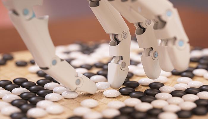 AlphaGO 人工智慧 - 2016年AlphaGo成功擊敗九段職業棋士李世乭,再次讓世人了解智慧電腦大數據的實力已可取代人腦判斷與決策。如同程式交易,利用大數據進行分析並精度演算尋找出可獲利策略。
