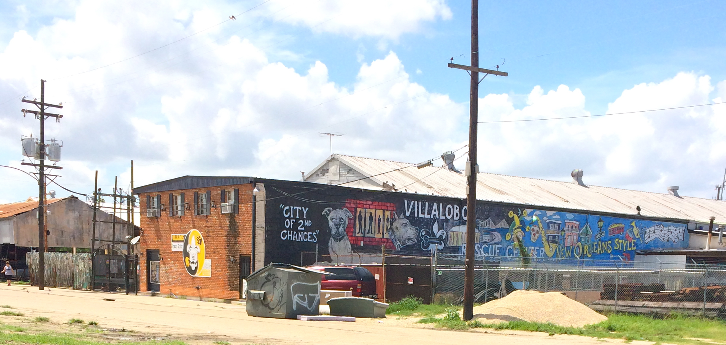Try These Villalobos Store In New Orleans {Mahindra Racing}