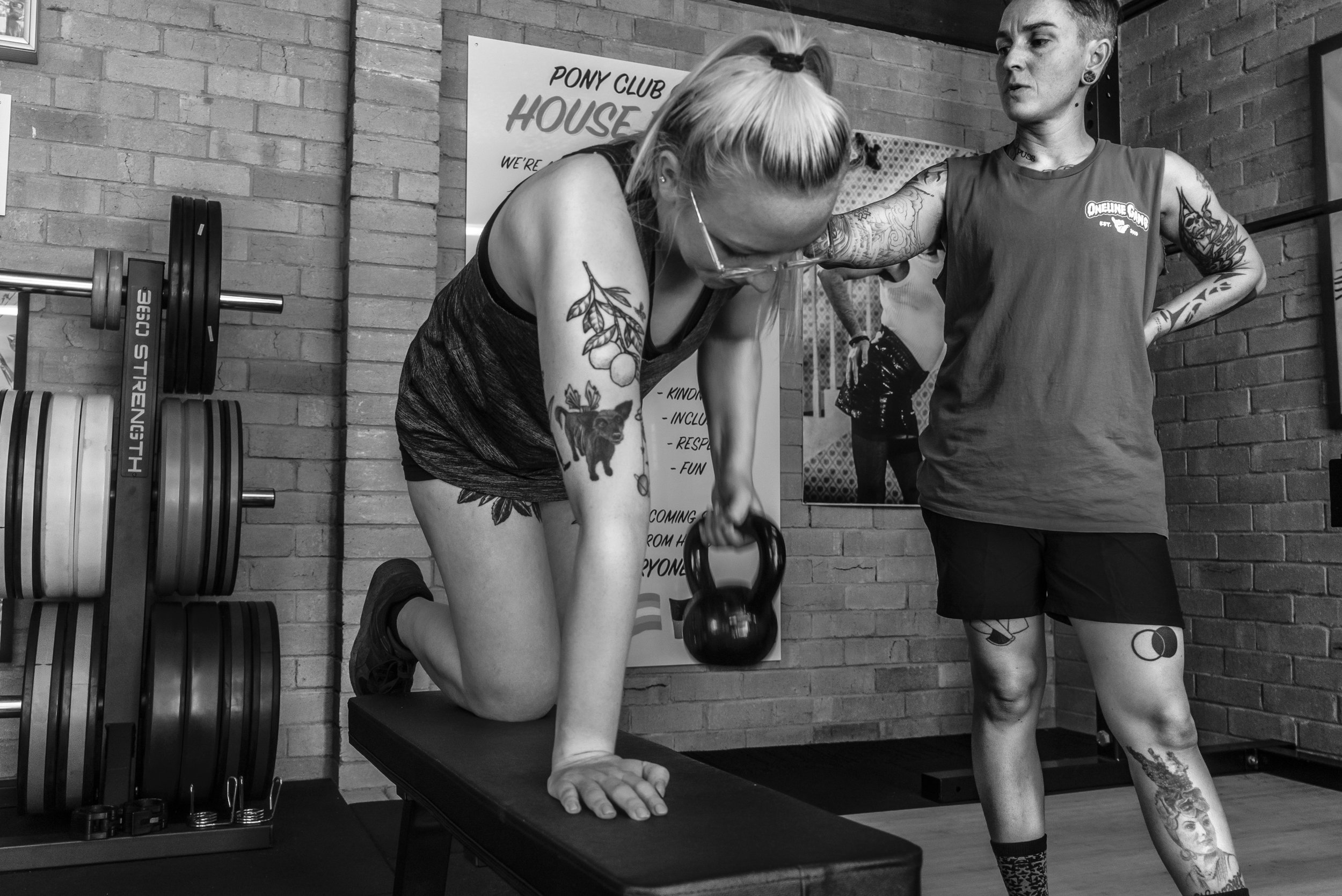 Personal Training - Personal Training can run as a 1 on 1 or 1 on 2 session. This is a good way to have an individualised program to assist with rehab, strength building, movement, mobility and technique. Book in on our booking page.