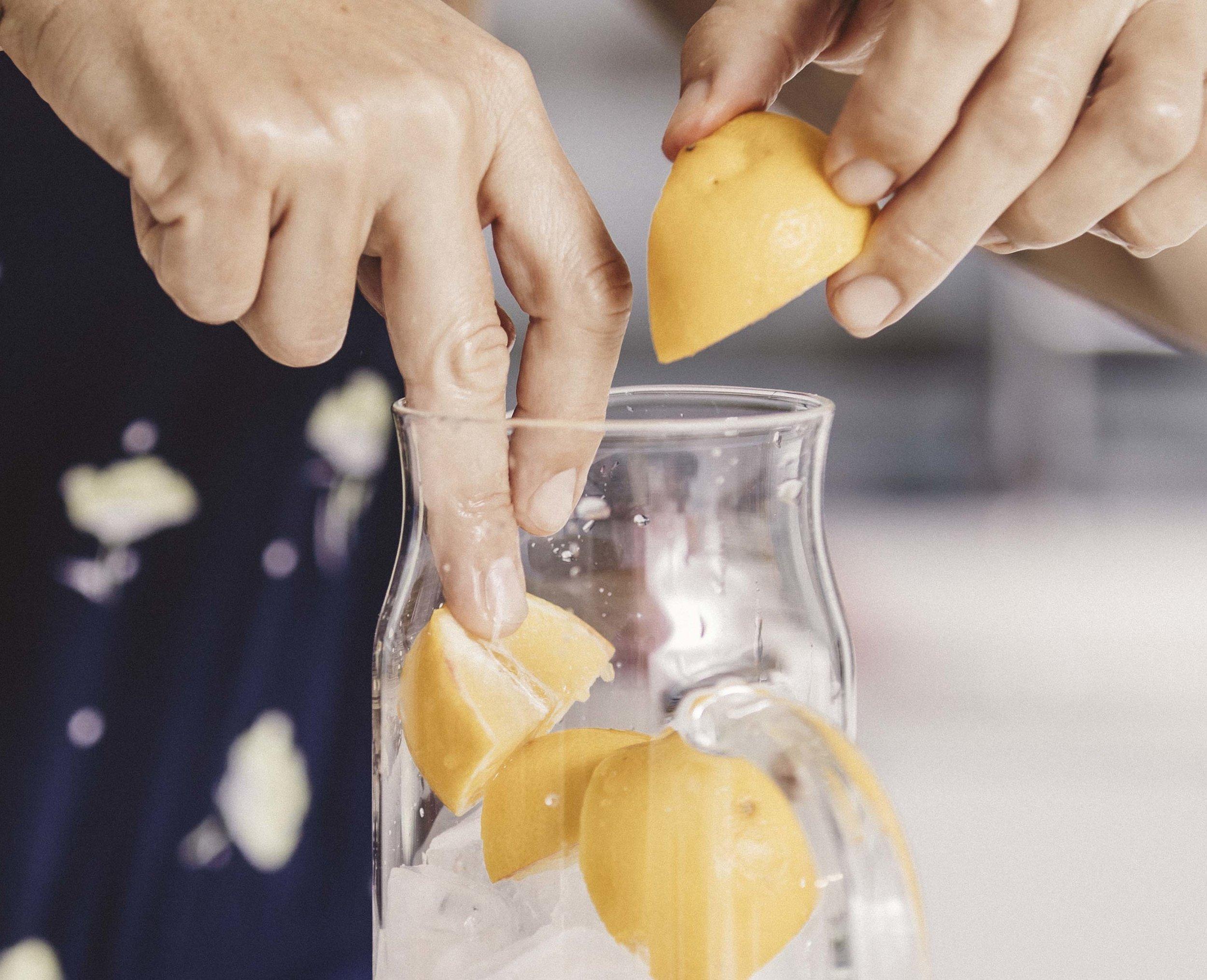 Jody with lemon in jar.jpg
