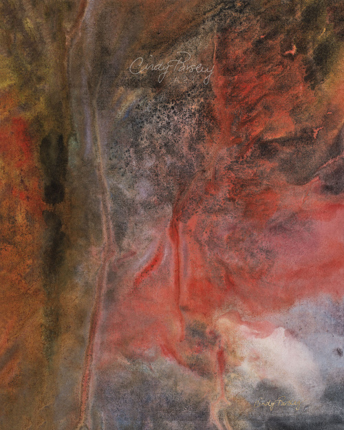 Abstract_unfurling desire_watercolor_ricepaper_burst_coral_gold_emotion_imprints_opt.jpg