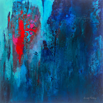Abstract_Acrylic_My dazzelled heart_bluegreen_red_faces_opt.jpg