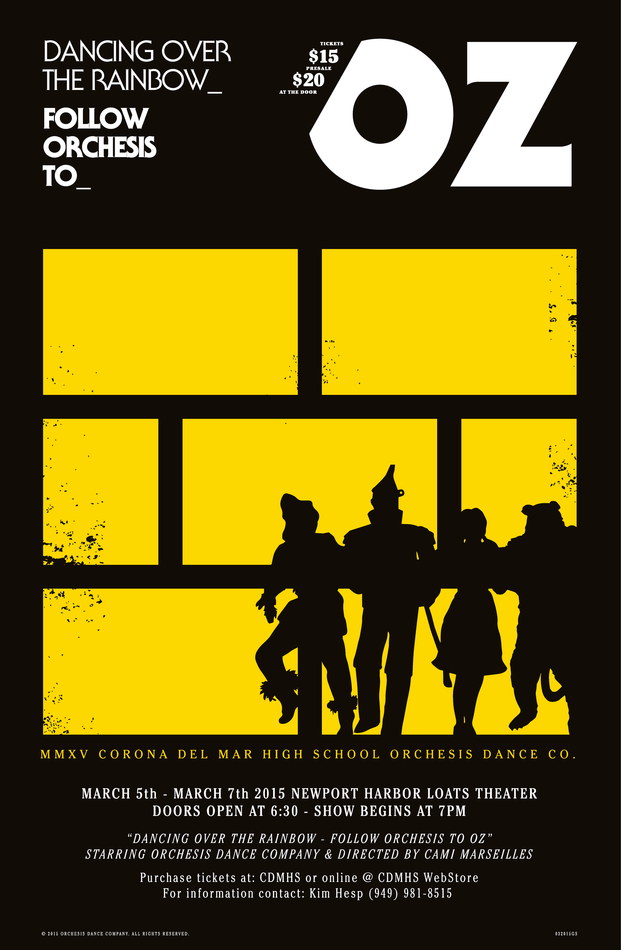 Oz (2015)