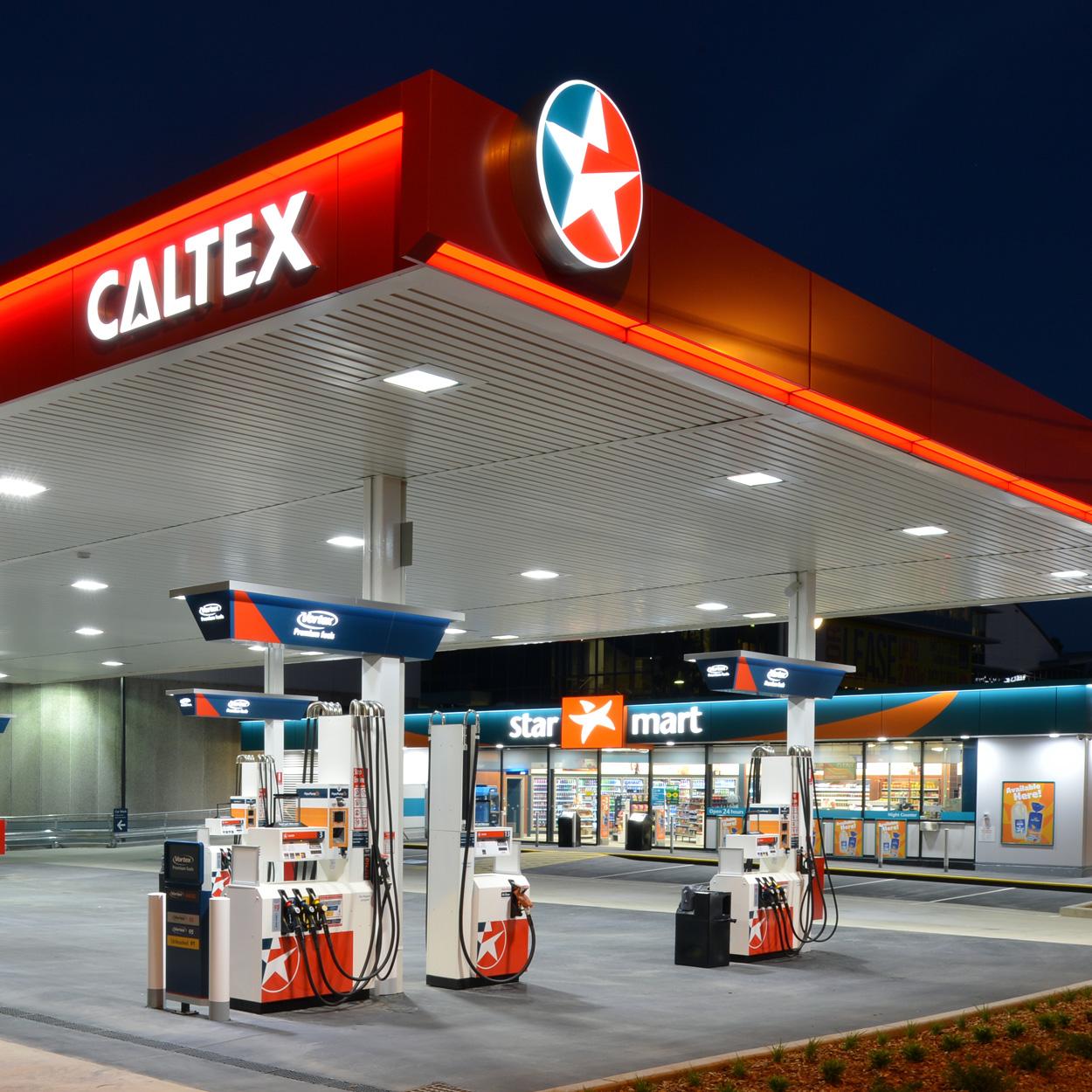 Caltex - Meal Deals