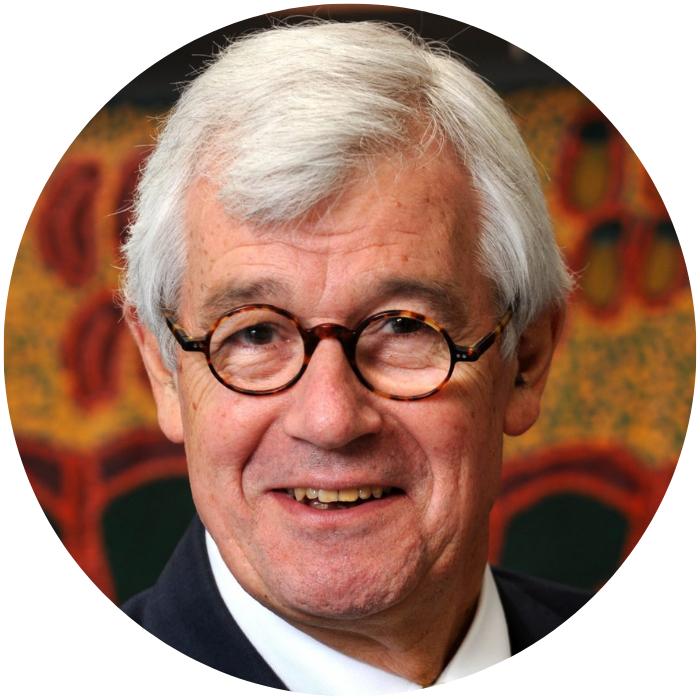 Julian Burnside - Human Rights Lawyer
