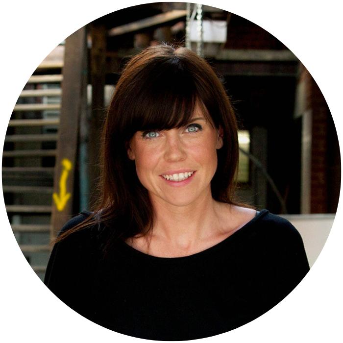 Lucinda HartleY - CEO & Co-Founder, CoDesign Studio
